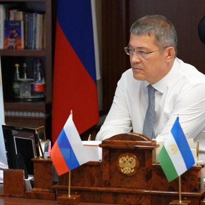 Радий Фаритович Хабиров